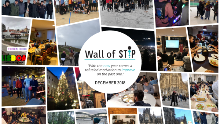 Wall of Stip december 2018