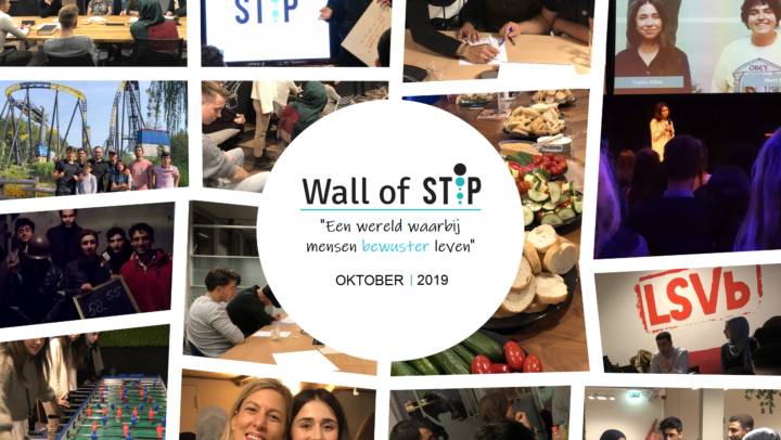 Wall of Stip - Oktober 2019
