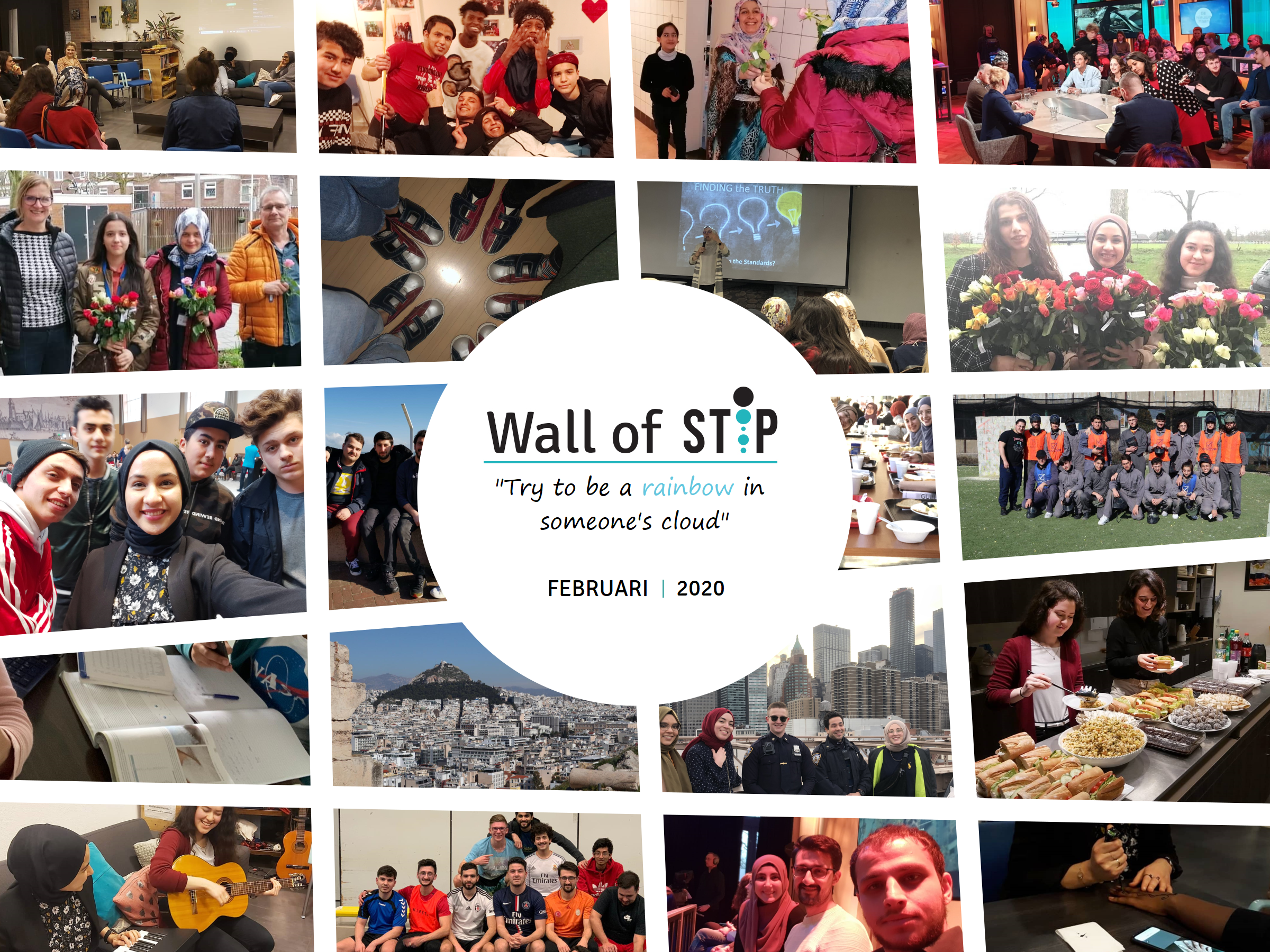 Wall of Stip - Februari 2020