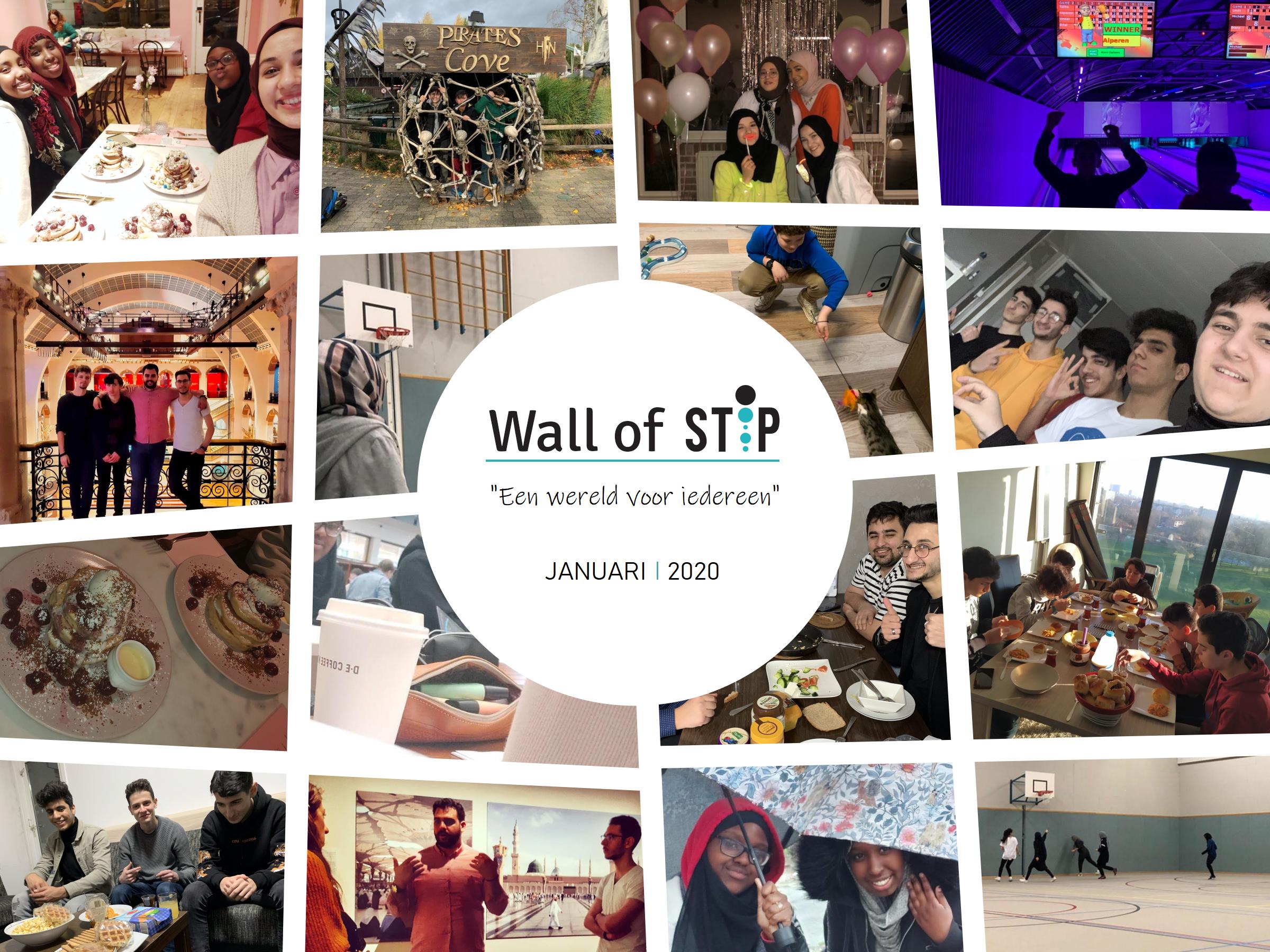 Wall of Stip - Januari 2020