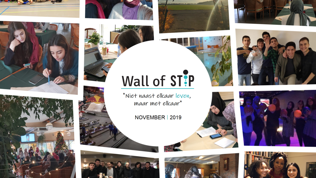 Wall of Stip - November 2019